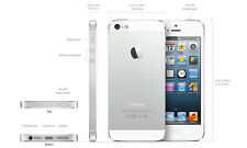 3x5 Apple iPhone 5 White Fabric Poster Banner Prints for Windows or Wall