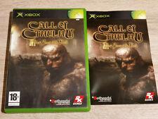 CALL OF CTHULHU XBOX (XBOX 360 ONE S X SERIES X )
