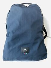Paul Smith Men Backpack Bag  Nylon Navy