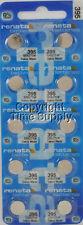 10 pc 395 Renata Watch Batteries SR927SW FREE SHIP 0% MERCURY