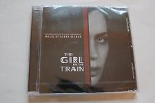 OST - The Girl on the Train - Danny Elfman CD NEW SEALED