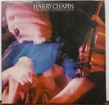Harry Chapin Greatest Stories Live 33RPM 2-record set 7E-2009-C  111116LLE#2