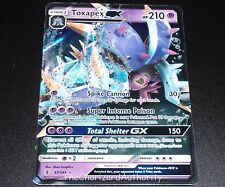 Toxapex GX 57/145 SM Guardians Rising Set HOLO Pokemon Card NEAR MINT
