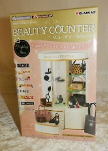 VINTAGE 2005 REMENT BEAUTY COUNTER HARDLY USED IN ORIGINAL BOX FOR BARBIE BLYTHE