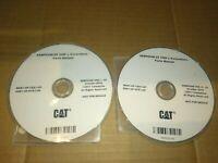 OEM Caterpillar 336F L Excavator Parts Manual CD DVD CAT SEB6548-22