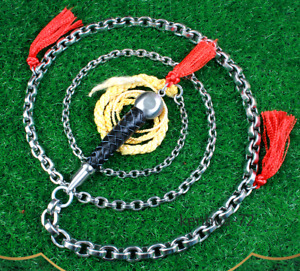 Kung Fu Stainless Steel Whip Unicorn Whip Firm Martial Arts Training Meteor Whip