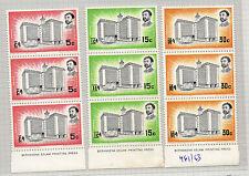 Etiopia Serie del año 1966 (CU-203)