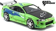 JADA 97603 - 1/24 SCALE BRIANS MITSUBISHI ECLIPSE FAST AND FURIOUS DIECAST CAR