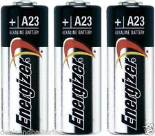Energizer A23 Battery 12Volt 23AE 21/23 GP23 23A 23GA MN21 12v 3 Pack