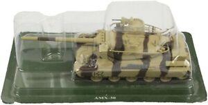 Veicoli da Combattimento 1/72 AMX-30 Francia 1982 Eaglemoss Russia