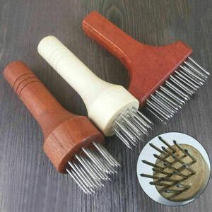 BELLY PORK Skin Crispy Hole Tools Stainless Steel Tasty Needle Poke Pointed