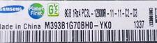 Samsung 8 GB DDR3-1600 PC3L-12800R M393B1G70BH0-YK0 Server RAM ECC Reg DELL