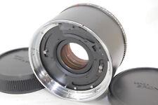 Zenza Bronica Tele Converter E 2X [Excellent+++] w/ Caps From Japan