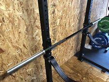 Rogue Fitness Ohio Bar E-Coat 20 Kg Olympic Bar 28.5mm