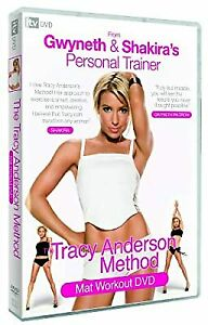 Tracy Anderson Method [DVD], , Used; Good DVD