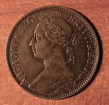 Great Britain 1892 One Farthing - Bronze (2.9 gr, 20 mm) KM#753