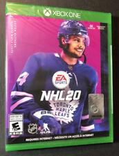 NHL 20 (XBOX ONE) NEW