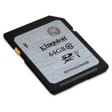 Kingston SD10VG2/64GB A 64GB SDHC Class10 UHS-I 45MB/s Read Flash Card
