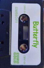 Butterfly (Eurogold Kingsoft 1986) C64 Kassette (Tape) 100 % ok CLASSIC