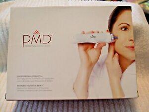 NIB PMD Personal Microderm Pro Anti-Aging Microdermabrasion Skincare Tool/QVC