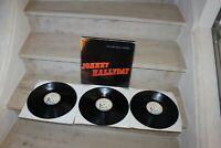 coffret 3 disques johnny hallyday - les premières années ( Vogue- C101.)