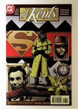 DC Comics: The Kents Brother Versus Brother #8 March 1998 First Printing