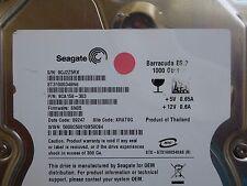 1 TB SEAGATE st31000340ns | PN: 9ca158-303 | FW: sn05 | 9qj | kratsg