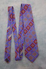 Givenchy 100% Silk Tie, Royal Blue, Stunning!