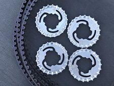 USA Gates Carbon Drive CDX Riemen Belt 118T & Riemenscheibe Sprocket 22T set NEU