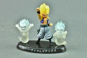Dragon Ball Z Gotenks Kamikaze Ghost Soul of Hyper Figuration DBZ Mini Bandai