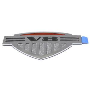 V8 Emblem Hummer H3 Alpha Limited Edition Emblem Decal Badge 25979729