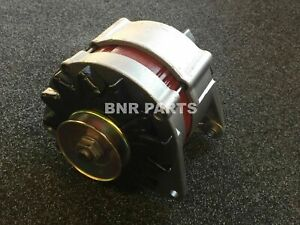 75 AMP Alternator High Output  Austin Jensen Lotus MG Triumph Bosch Replacement