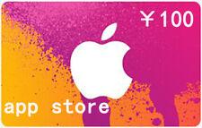 Chinese apple store 100RMB 中国itunes 充值 大陆itunes  apple苹果游戏 苹果商店  中国区 手游 网游代购