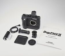 Horseman DigiFlex II Hasselblad V de montaje de cámara EX + + fase una hoja espalda digital
