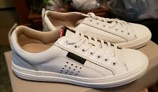 Mens Kennith Cole Reaction Optimist Sneaker B White Leather