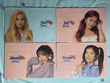 Red Velvet 1st Concert Red Room All 4 Irene Yeri Joy Wendy Official Desk Mat
