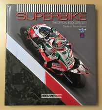 Superbike The Official Book 2010 / 2011 by Claudio & Fabrizio Porrozzo