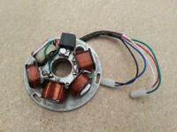 VESPA 12V ELECTRONIC STATOR PLATE PX LML NEW GENUINE PART
