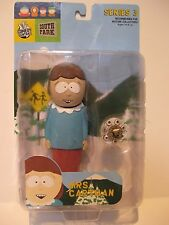 South Park 2004 Mirage Series 3 Mrs. Cartman Action Figure Toy Doll Nip