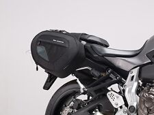 SW Motech Blaze Motorcycle Panniers to fit Yamaha MT-07 / Motorrad / Tracer