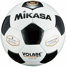Mikasa Svc50Vl Football Balls Soccer size 5 Black 4907225023028 410-450g