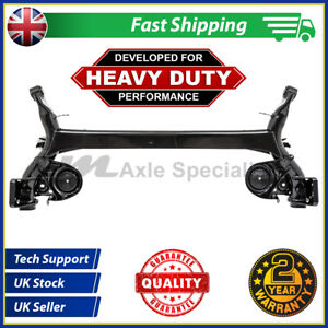 Heavy Duty Rear Axle to fit Fiat Panda 03-11 NOT 4X4/100HP Thicker Metal Upgrade