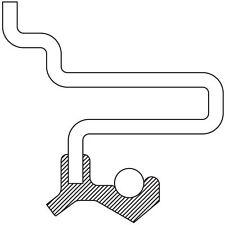 Engine Crankshaft Seal-VIN: H, Cleveland Front 2692