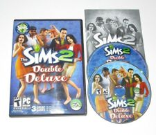 The Sims 2 Double Deluxe Game PC Complete DVD-ROM 2008