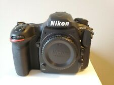 Nikon D500 20.9 MP Digital SLR Camera (Body Only)