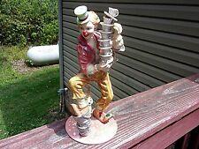 The Leonardo Collection - Clowning Around Figurine 1997