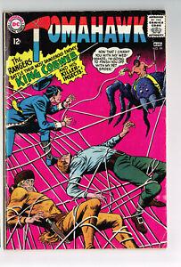 TOMAHAWK #99 DC COMICS 1965 FINE+ SILVER AGE WESTERN FRED RAY JR ART