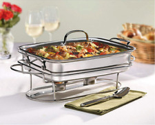 "Cuisinart 12"" Rectangular Buffet Server"