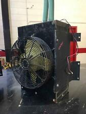 UNDER SEAT HEATER BOX-SINGLE FAN BLUE BIRD (SCHOOL BUS) 00