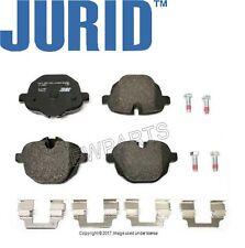 Rear For BMW 5 Series F10 F11 F25 F26 F18 X3 X4 Disc Brake Pad Jurid 34216862202